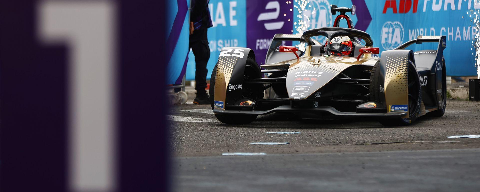 Formula E ePrix Roma 2021: Jean-Eric Vergne (Ds Techeetah)