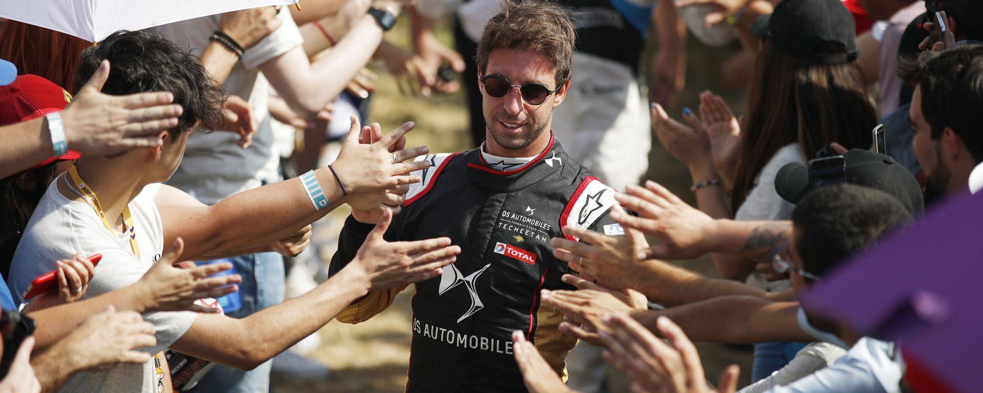 Formula E ePrix Santiago 2020: Antonio Felix Da Costa (Ds Techeetah)