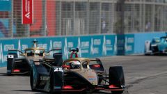 Formula E, ePrix Santiago 2020: le DS Techeetah di Vergne e da Costa