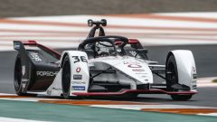 Formula E ePrix Valencia 2021: André Lotterer (Porsche)