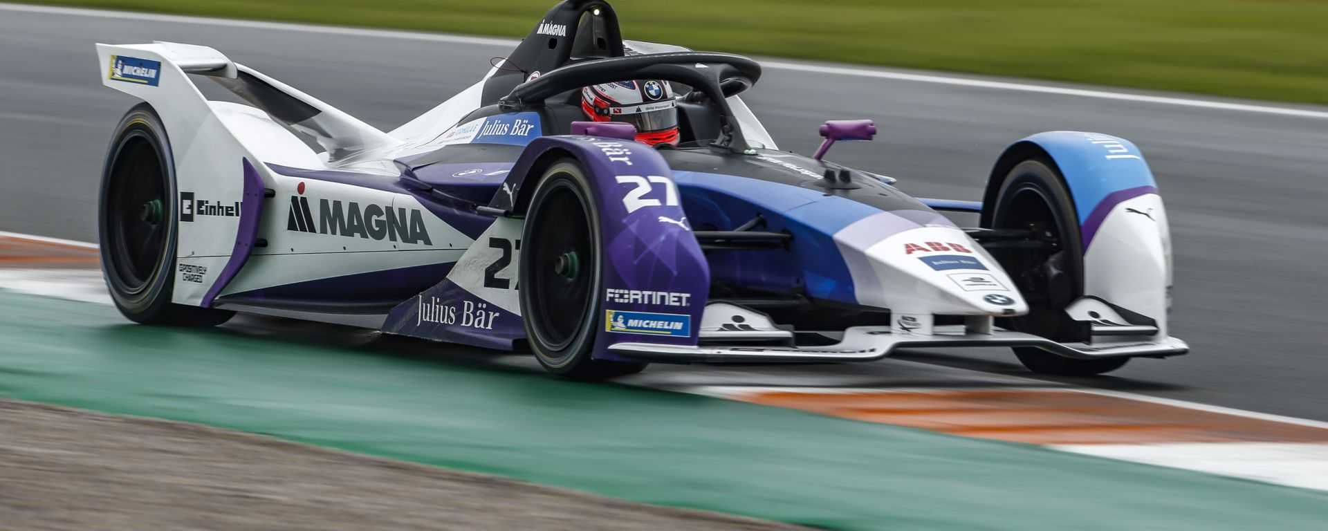 Formula E ePrix Valencia 2021: Jake Dennis (Bmw i Andretti Motorsport)