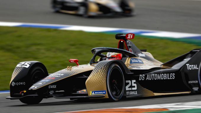 Formula E ePrix Valencia 2021: Jean-Eric Vergne (DS Techeetah)