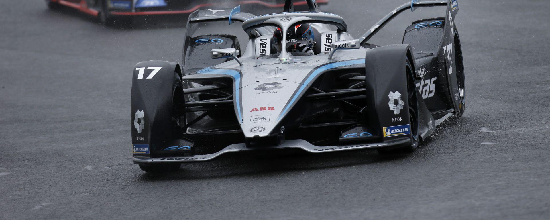 Formula E ePrix Valencia 2021: Nyck De Vries (Mercedes)