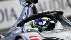 Formula E, Felipe Massa a bordo della sua Venturi