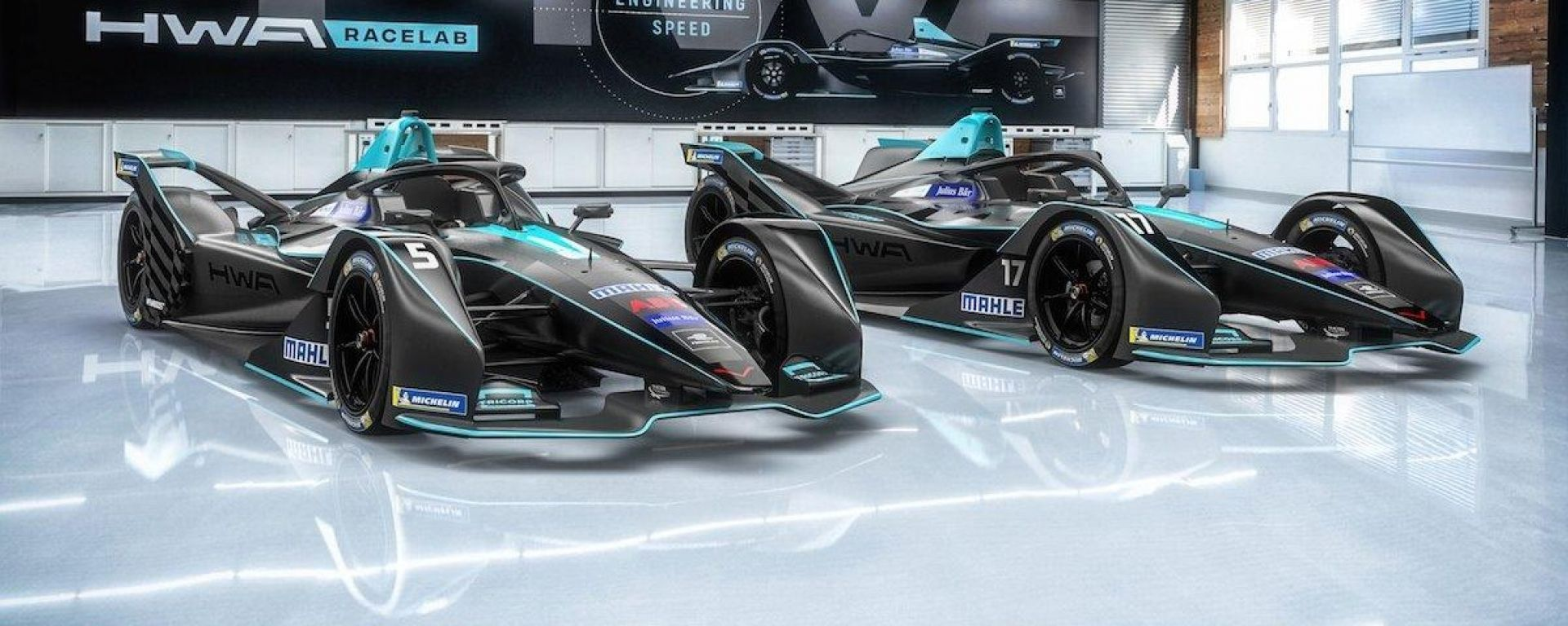 Formula E 2019: HWA Racelab Team