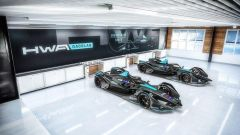 Formula E 2019: HWA Racelab Team - Immagine: 3