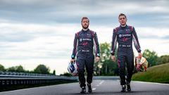 Formula E, i piloti Envision Virgin Racing: Sam Bird e Robin Frijns