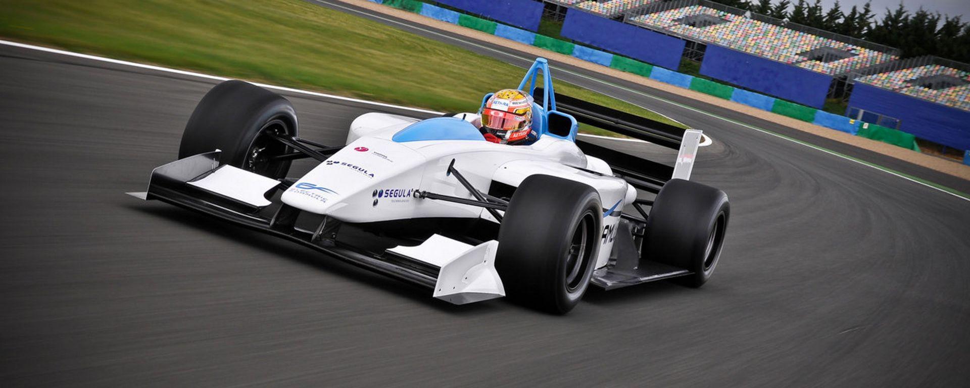 Formula E, il campionato verde