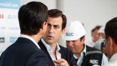 Formula E, il co-fondatore del campionato, Alberto Longo