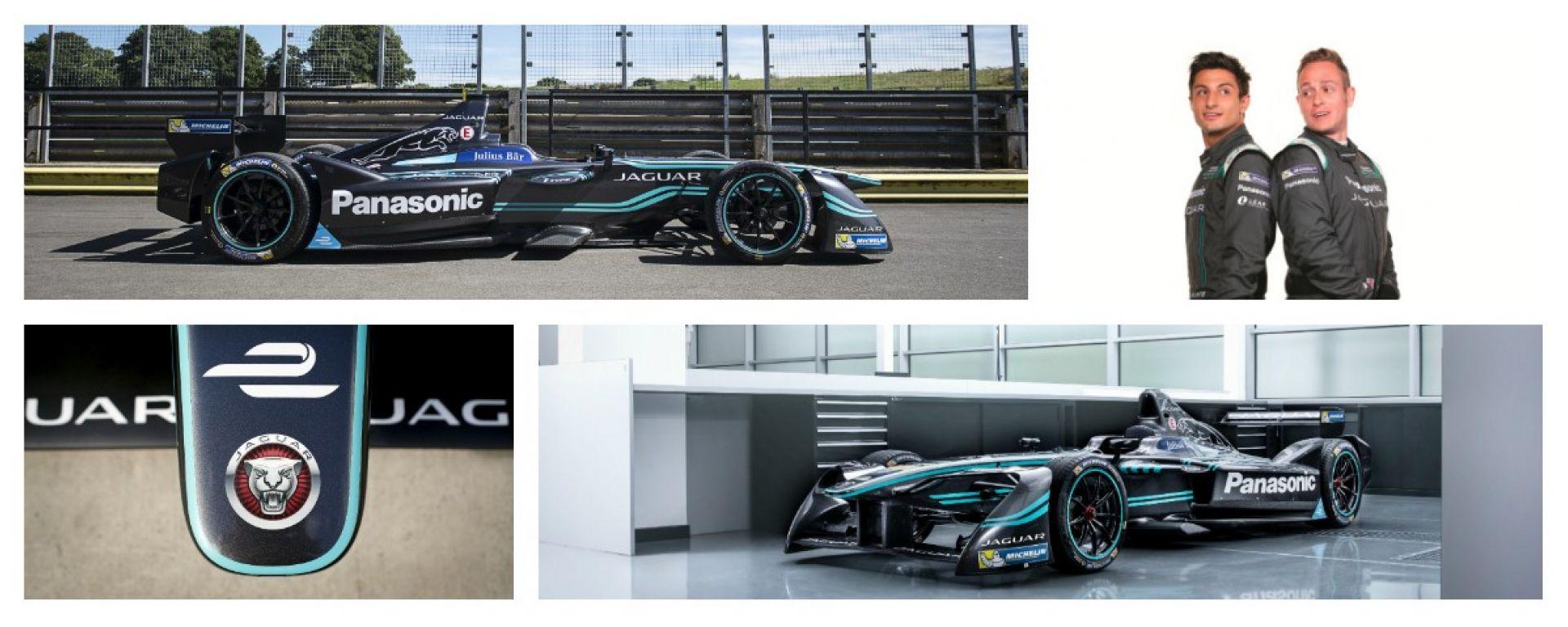 Formula E, Jaguar I-TYPE 1: la nuova veste sportiva del Giaguaro