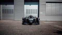 Formula E: la Mercedes Silver Arrow 01 diventa nera contro il razzismo | Foto 3/3