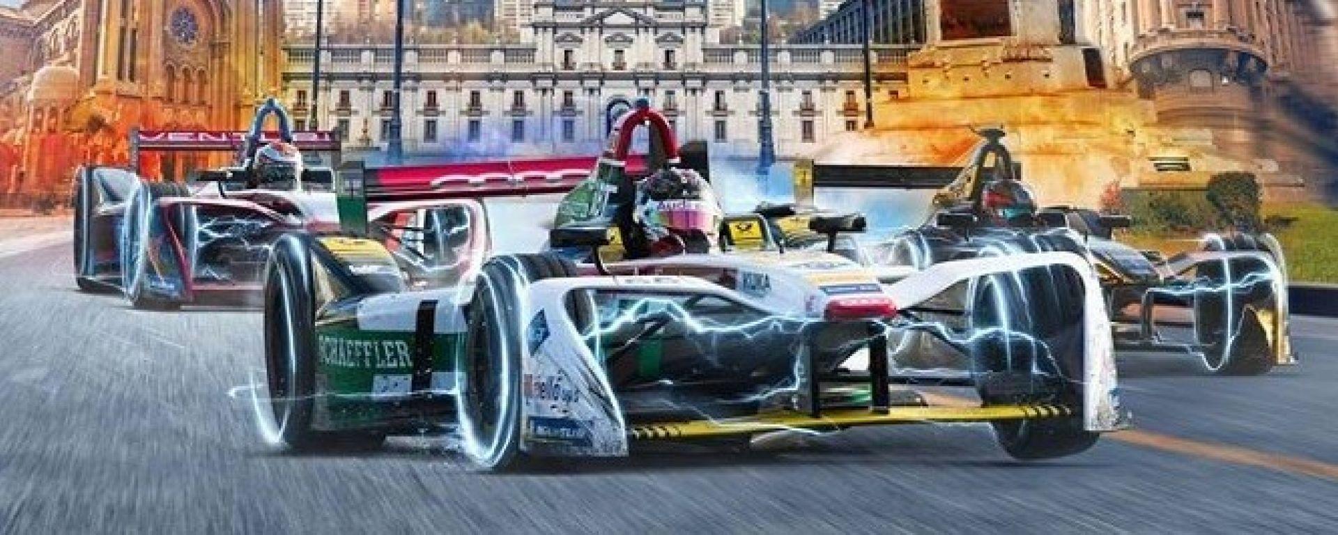 Le dichiarazioni di DS Racing prima dell'ePrix del Cile