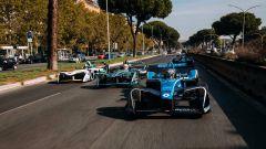 Formula E, le monoposto per la città di Roma