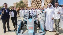 Formula E: Massa alla guida della F-E in Arabia Saudita - Immagine: 4