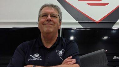 Formula E, Nigel Beresford nel 2014 con la divisa di Dragon Racing