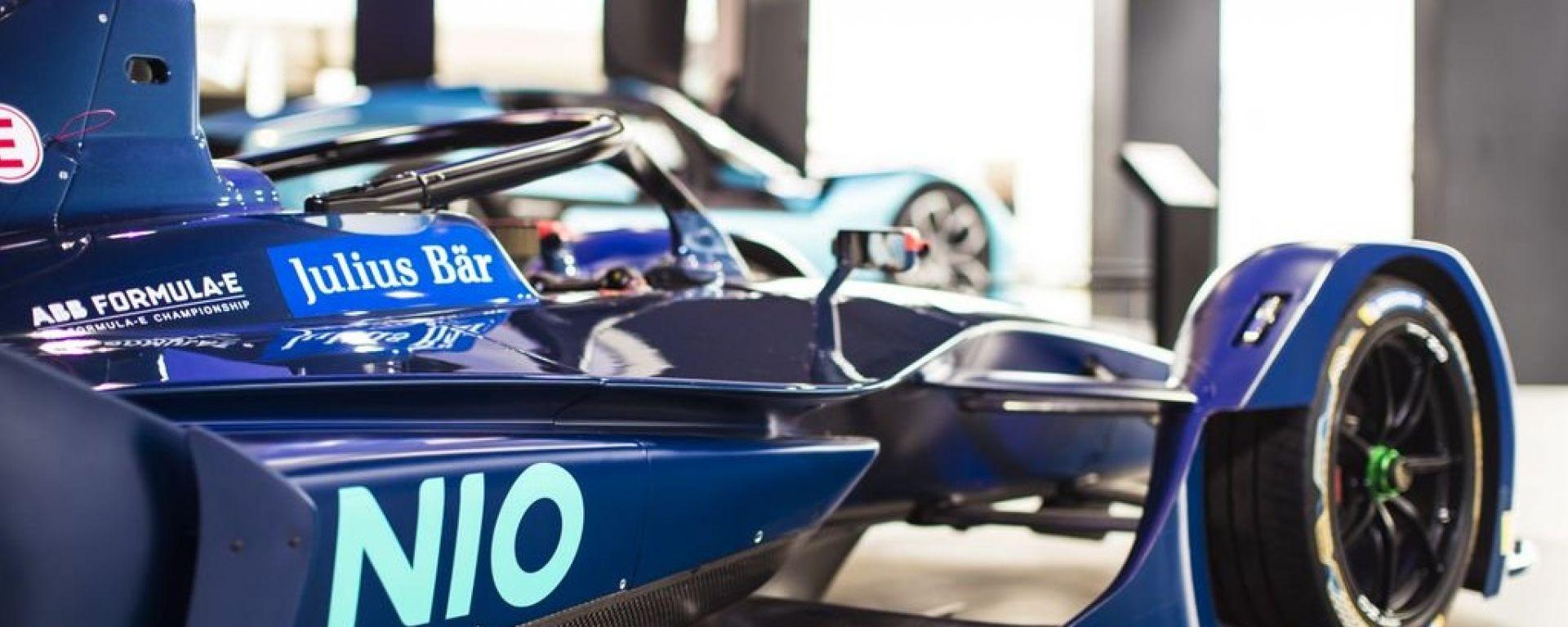 Formula E 2019: NIO Team Racing