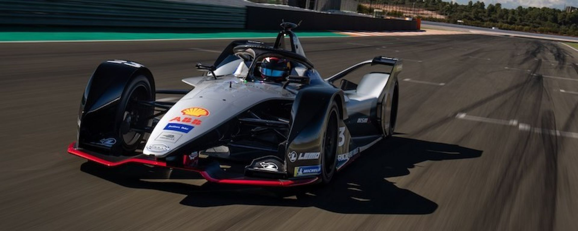 Formula E 2019: Nissan e.dams
