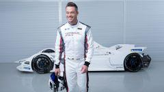 Formula E, Porsche presenta André Lotterer