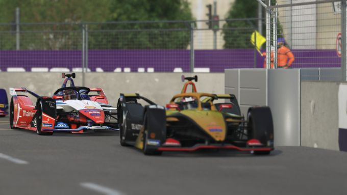 Formula E Race at Home Challenge 2020: Jean-Eric Vergne (DS Techeetah)