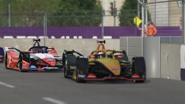 Formula E Race at Home Challenge 2020: Jean-Eric Vergne (DS Techeetah)
