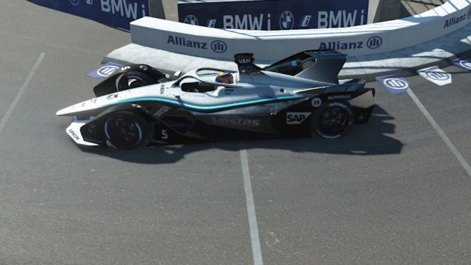 Formula E, Race at Home Challenge 2020: Stoffel Vandoorne vittorioso a New York
