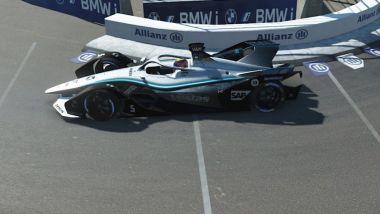 Formula E, Race at Home Challenge 2020: Stoffel Vandoorne vittorioso a New York