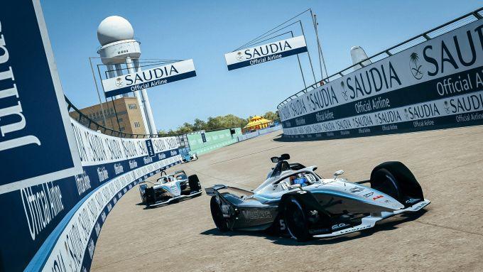Formula E Race at Home Challenge, Stoffel Vandoorne (Mercedes)