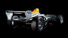 Formula E SRT-01E: vista 3/4 posteriore