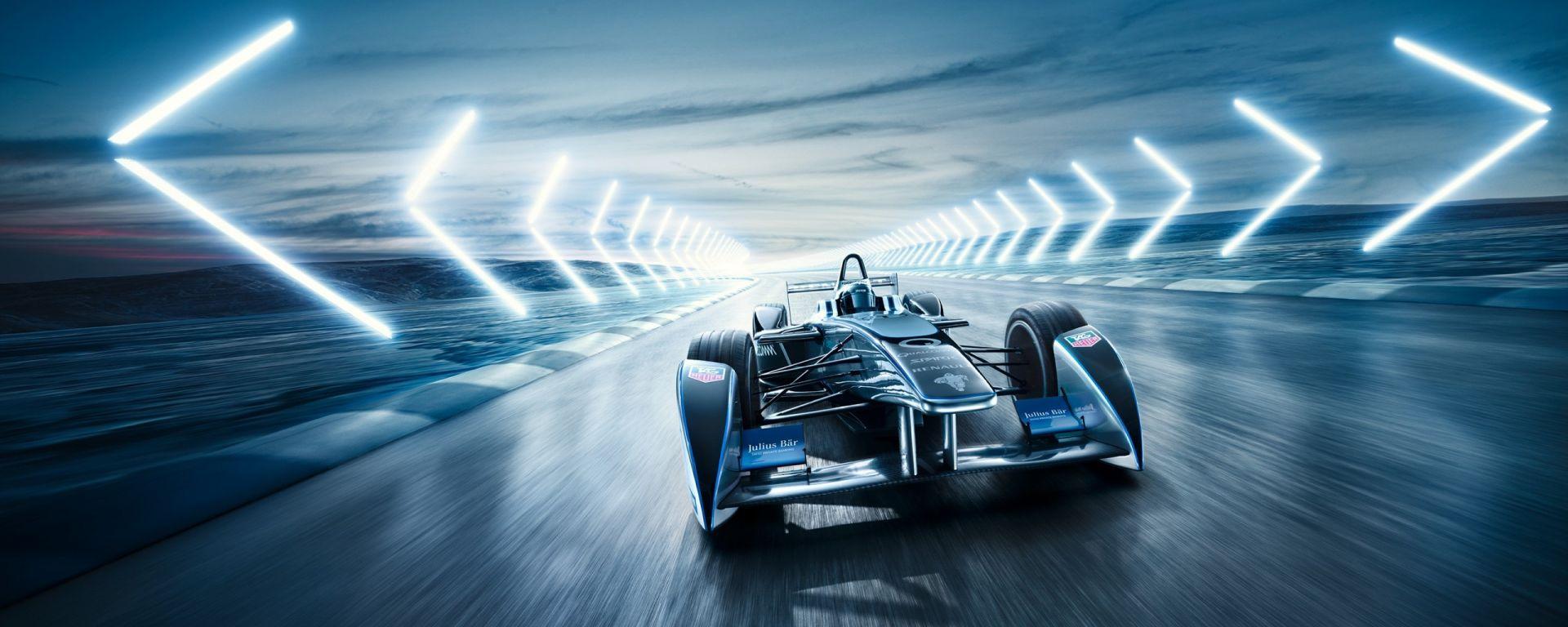 Formula E - stagione 2017|2018