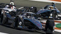 Formula E Test Valencia 2021: le auto in pista sul circuito Ricardo Tormo