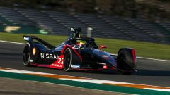Formula E, Test Valencia 2021: Oliver Rowland (Nissan e.Dams)