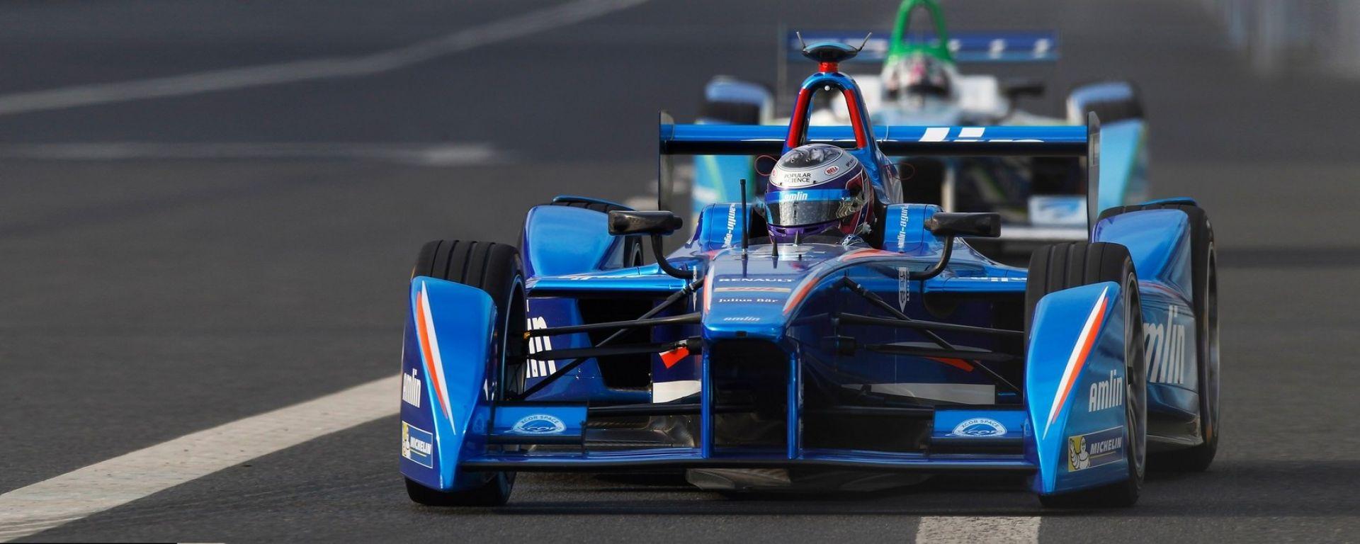 Formula e - tutti gli ePrix della stagione 2017-2018