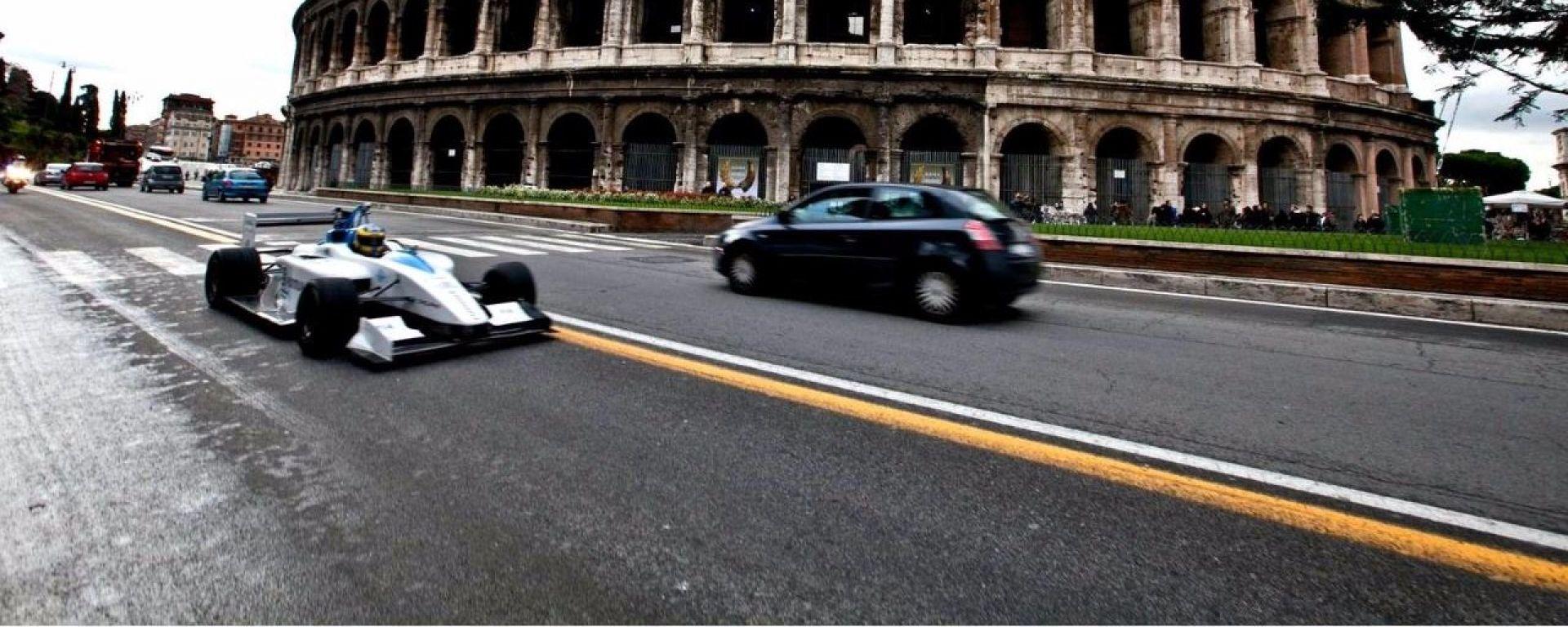 Formula E: ufficiale il Gran Premio di Roma