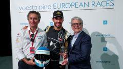 Formula E, Vergne vince a Berna il trofeo Voestalpine per le gare europee