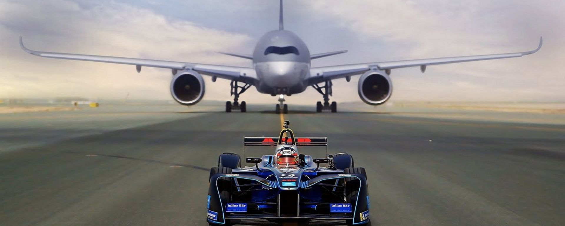 Formula E vs Boeign 787 Dreamliner: ecco la sfida