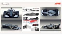 La Formula 1 che verrà, uno sguardo ai concept per il 2021 - Immagine: 2