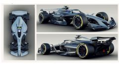 La Formula 1 che verrà, uno sguardo ai concept per il 2021 - Immagine: 4