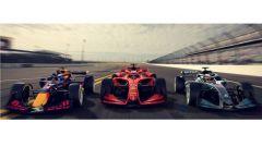 La Formula 1 che verrà, uno sguardo ai concept per il 2021 - Immagine: 5