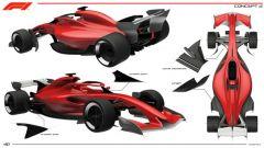 La Formula 1 che verrà, uno sguardo ai concept per il 2021 - Immagine: 6