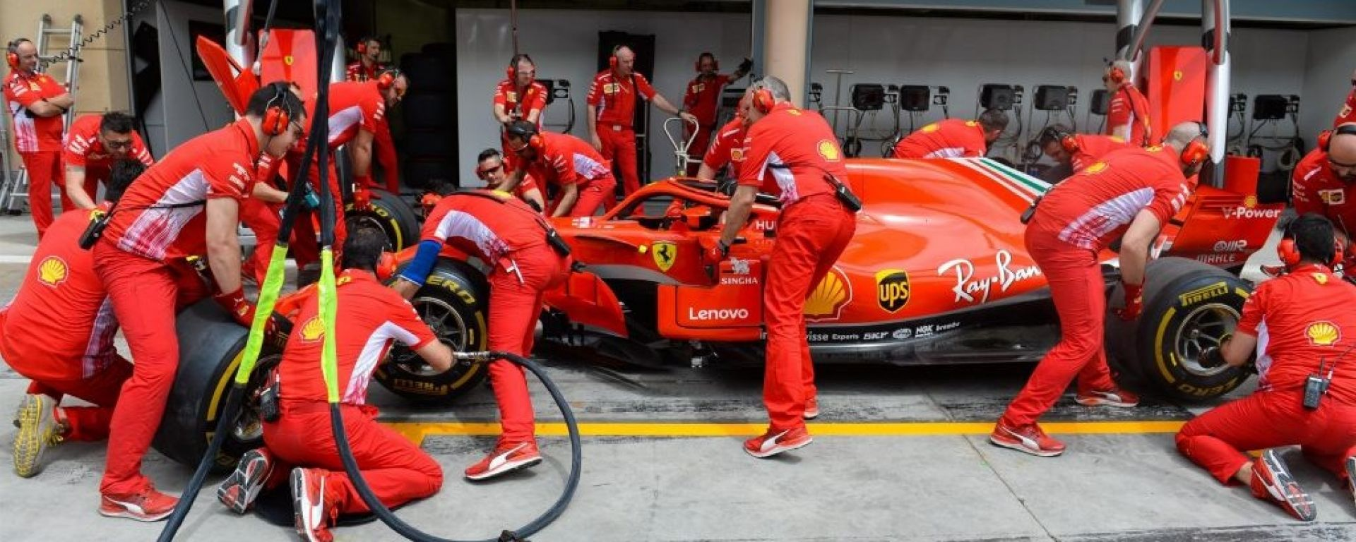 "GP Bahrain: Raikkonen è ottimista, ""soddisfatti della Ferrari"""