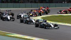 Formula Uno stagione 2015