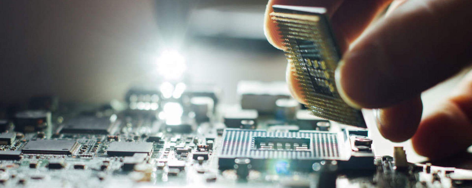 Questa grana dei microchip ci sta sfuggendo di mano