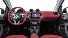 ForTwo Cabrio Brabus Edition #2: di serie il touchscreen da 7