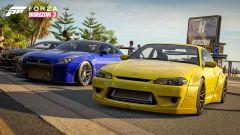 Forza Horizon 3 - Il tuning dell'auto non manca in questo terzo capitolo della saga