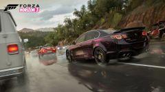 Forza Horizon 3 presenta un ciclo giorno-notte e delle condizioni atmosferiche variabili