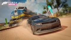 Forza Horizon 3 - Treno o macchina? Chi arriverà prima?