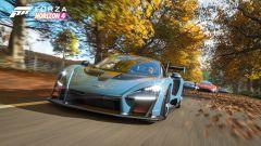 Forza Horizon 4 (PC, Xbox One): la McLaren Senna auto di copertina