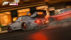 Forza Horizon 4 (PC, Xbox One): una Porsche impegnata nelle gare di drift