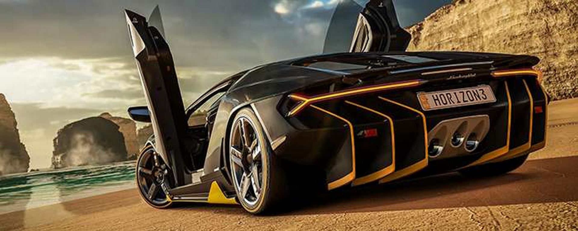 Forza Horizon 4: vogliamo la McLaren Senna!