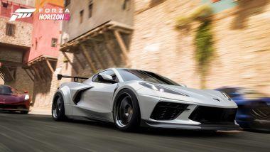 Forza Horizon 5: la Corvette Stingray presente nel gioco